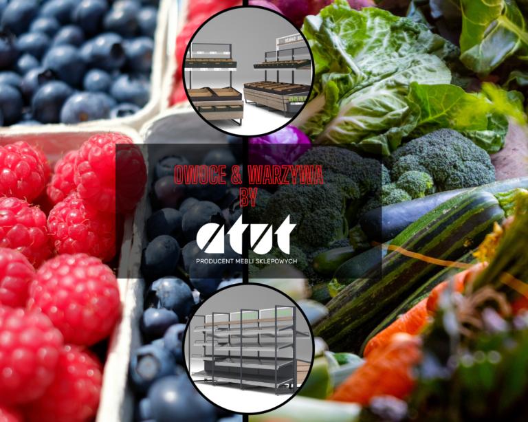 Owoce & Warzywa by ATUT MEBLE